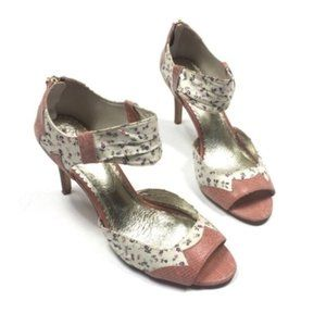 Miss Albright Anthropologie Pumps 10 Heels